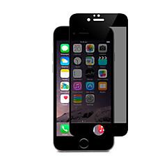 رخيصةأون -2.5D zxd 9H كامل الشاشة الخصوصية المضادة للتجسس الزجاج لابل اي فون 7 شاشة فيلم واقية حامية