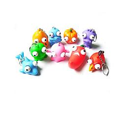 abordables muñecas-Alivia el Estrés Juguetes creativos Llavero Juguetes PVC