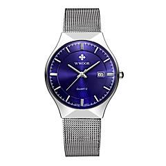 Men's Dress Watch Fashion Watch Wrist watch Quartz Alloy Band Charm Casual Luxury Multi-Colored
