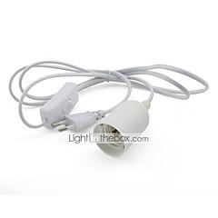 Χαμηλού Κόστους LED Αξεσουάρ-E27 Φις λαμπτήρα