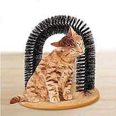 Pisici Jucărie Pisică Jucării Animale Interactiv Scratch Pad Pluș Pentru animale de companie