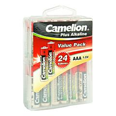 Camelion LR03-pbh24 aaa alkalin pil 1.5v 24 paket