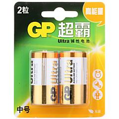 gp gp14au-2il2 c alikaline acumulator 1.5v 2 pack