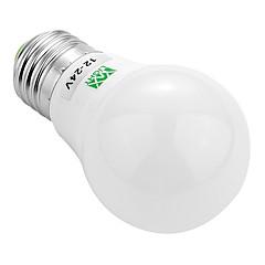 お買い得  LED 電球-YWXLIGHT® 1個 3W 200-300lm E26 / E27 LEDボール型電球 6 LEDビーズ SMD 5730 装飾用 温白色 クールホワイト 12V 12-24V