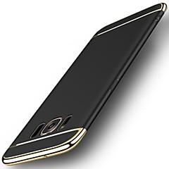 お買い得  -ケース 用途 Samsung Galaxy S8 Plus / S8 メッキ仕上げ / つや消し バックカバー ソリッド ハード PC のために S8 Plus / S8
