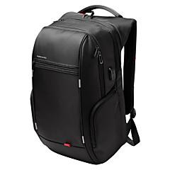 preiswerte Laptop Taschen-kingsons Notebook Rucksack 15,6 Zoll wasserdicht Laptop Rucksack für Männer Frauen externen USB-Lade Computer Anti-Diebstahl-Tasche