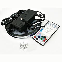 お買い得  LED ストリングライト-ZDM® 300 LED RGB 防水 変色 AC 100-240V V