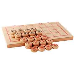 preiswerte -Brettspiel Spiele & Puzzle Quadratisch Holz