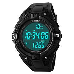 voordelige Smartwatches-SKMEI 1141 mannen vrouw kijken dubbele significant outdoor sporthorloge bergbeklimmen waterdicht elektronische horloge mannelijke geleid