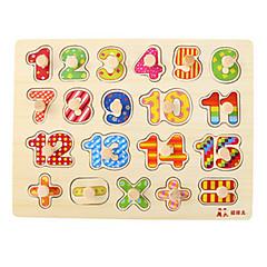 Puzzle Jucarii Pătrat Rață Unisex Băieți Bucăți