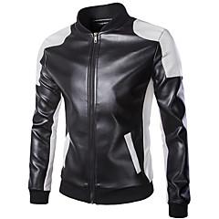 Недорогие Мотоциклетные куртки-Одежда для мотоциклов Жакет Кожа PU Все сезоны Защита от ветра
