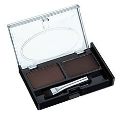 저렴한 -아이브로우 가루 방수 천연 블랙 페이드 베이지 어번(적갈색) 누드 눈