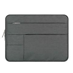 multifunctionele waterdichte schokbestendige notebook tas hoes voor MacBook Air 11.6 / 13.3 macbook 12 macbook pro 13.3 / 15.4