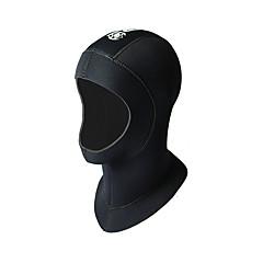 baratos -SLINX Unisexo 5mm Capuz de Mergulho Manter Quente Prova-de-Água Secagem Rápida Fato de Mergulho Máscaras de Esqui - Natação Mergulho