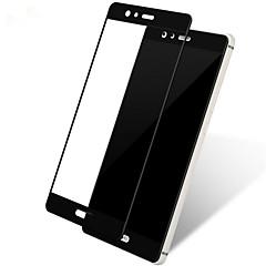 halpa Huawei suojakalvot-Näytönsuojat Huawei varten Mate 9 Karkaistu lasi 1 kpl Näytönsuoja Räjähdyksenkestävät 2,5D pyöristetty kulma 9H kovuus Teräväpiirto (HD)