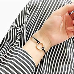 preiswerte Armbänder-Damen Ketten- & Glieder-Armbänder - Modisch Armbänder Schwarz / Braun Für Party / Besondere Anlässe / Geburtstag