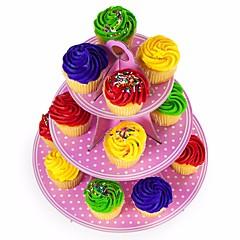 お買い得  ベイキング用品&ガジェット-スタンド 出芽 キャンディのための チョコレート Cupcake ケーキ パン ペーパー 高品質