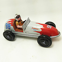 Wind-up Toy Toy Cars Race Car Toys Chariot Iron Metal 1 Pieces Children's Gift