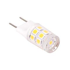 cheap LED Bulbs-2W 230-260lm G8 LED Bi-pin Lights T 17 LED Beads SMD 2835 Decorative Warm White Cold White 110-130V