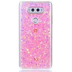 For LG K10 K8 Case Cover Shockproof Back Cover Case Glitter Shine Soft Acrylic for LG K7 K4 V20