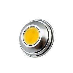 お買い得  LED 電球-1W 300-350lm G4 LED2本ピン電球 T 1 LEDビーズ COB 温白色 クールホワイト 12V 220-240V