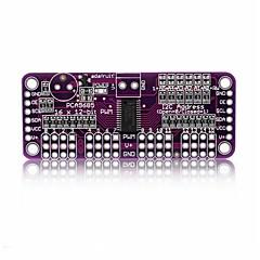 Pca9685 16-kanałowy 12-bitowy kontroler PWM dla pilnika fmi2c dla malin pi