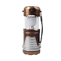 رخيصةأون -Lanterns & Tent Lights LED 850 lm 1 طريقة LED قابلة لإعادة الشحن ضد الماء حالة طوارئ إمدادات الطاقة المحمولة Camping/Hiking/Caving