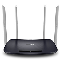 voordelige Draadloze routers-Tp-link slimme draadloze router 1200mbps 11ac dual band wifi router app ingeschakeld tl-wdr6300 chinese versie
