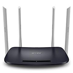 tanie Routery bezprzewodowe-Tp-link inteligentny router bezprzewodowy 1200mbps 11ac dwuzakresowy router wifi z włączoną wersją tl-wdr6300 chińską