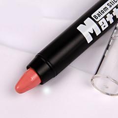 Lipglosses Læbestifter Læbepomade Tør Klistre Fugt Naturlig Åndbart 1