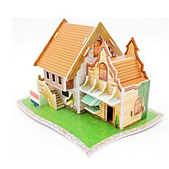 3D - Puzzle Holzpuzzle Spielzeuge 3D Unisex Stücke