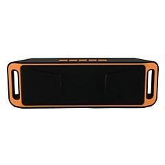 sc208 kültéri vezeték nélküli Bluetooth hangszóró mobil számítógép mélynyomó hordozható mini audio kártya intelligencia