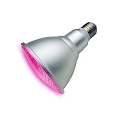 preiswerte LED-Birnen-KWB 15 W 1200 lm E26 / E27 Wachsende Glühbirne PAR30 5 LED-Perlen SMD Wasserfest Lila 85-265 V / 1 Stück / RoHs