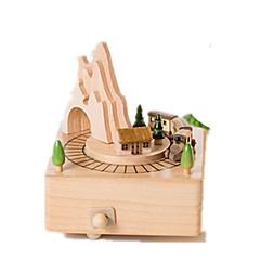 ieftine -Cutie muzicală Sferă Jucărie de Construit & Model Plastic Unisex