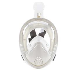 Μάσκες Κατάδυσης Μάσκα με αναπνευστήρα Προστατευτικό Μάσκες για ολόκληρο το πρόσωπο Καταδύσεις & Κολύμπι με Αναπνευστήρα Κολύμβηση