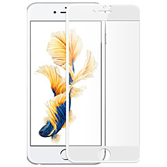 ieftine -Pentru Apple iPhone 7 protector ecran frontal geam securizat ecran full-screen de oțel alb