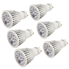 5W GU10 LED Spotlight R63 5 High Power LED 400-450 lm Warm White Cold White 3000/6000 K Decorative AC 220-240 AC 110-130 V