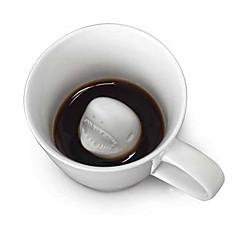 yenilik seramik köpekbalığı saldırısı kupa porselen ofis kahve fincanı süt çay kupa çeneler suyu içecek şaka hediyesi