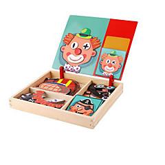 DHZ-kit Educatief speelgoed Legpuzzel Logica & Puzzelspeelgoed Speeltjes Vierkant Kinderen 1 Stuks