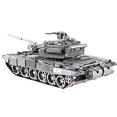3D - Puzzle Holzpuzzle Metallpuzzle Spielzeuge Panzer 3D Heimwerken Unisex Stücke