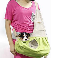 お買い得  犬用品&グルーミング用品-ペット用 キャリア グリーン ブルー ピンク