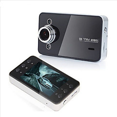abordables Electrónica de Coche-x3 1080p / Full HD 1920 x 1080 DVR del coche 120 Grados Gran angular 2.7 pulgada Dash Cam con HDR Registrador de coche