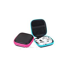 billige -Øretelefonholder / Kabelspole Rejsebagageorganisator Vandtæt Bærbar Støv-sikker Opbevaring under rejser for Tøj Høretelefon USB-ledning