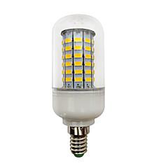 4.5W E14 B22 Ampoules Globe LED T 69 SMD 5730 420 lm Blanc Chaud Blanc Froid K V