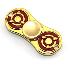 Fidget Spinner Inspireret af Naruto Sasuke Uchiha Anime Cosplay Tilbehør Halskæde Krom