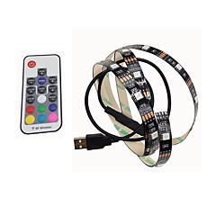 お買い得  LED ストリングライト-BRELONG® 30 LED RGB DC 5V DC5