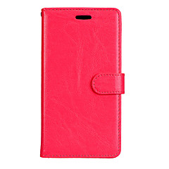 For Sony Xperia XZ E5 Case Cover Classic Three Cards Solid Color PU Skin Material Wallet Phone Case Xperia X XA XA Ultra X performance X compact E4