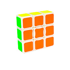 Rubik's Cube YongJun Smooth Speed Cube Magic Cube Stress Relievers Educational Toy Smooth Sticker PVC Square Gift