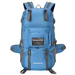olcso Hátizsákok és táskák-40 L Hátizsákok Mászás Kempingezés és túrázás Vízálló Viselhető Többfunkciós Műanyag Mesh OSEAGLE