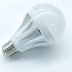 5W E27 Smart LED-lampa A60(A19) 30 lysdioder SMD 2835 Varmvit Kallvit 500-600lm 3000-6500K AC 220-240V